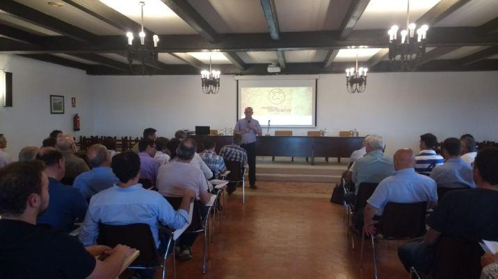 Presentación de la jornada. Fernando Vicente. IME Business School